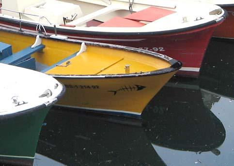 bones boat